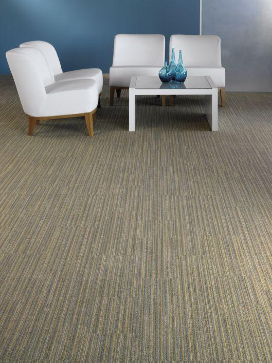 Ecoworx Carpet Tile - Shaw Hospitality